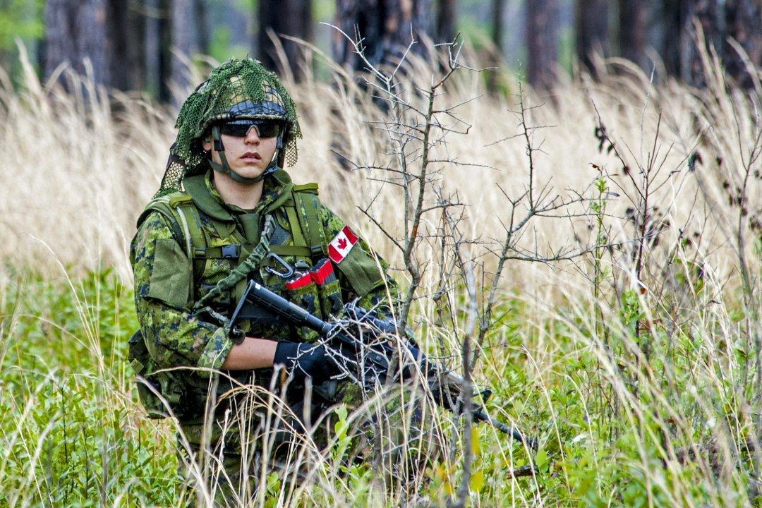 Фото: combatcamera.forces.gc.ca