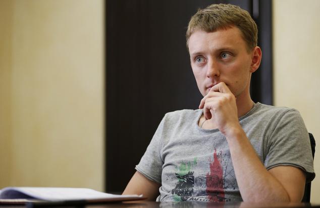 Александр Кацуб. Фото: glavnoe.dp.ua