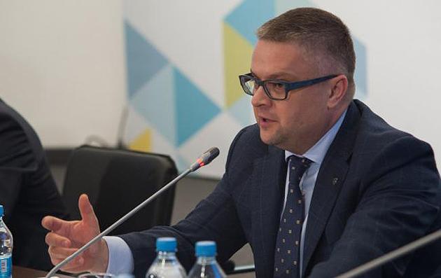 Генеральний директор ДК «Укроборонпром» Роман Романов / Фото: www.rbc.ua