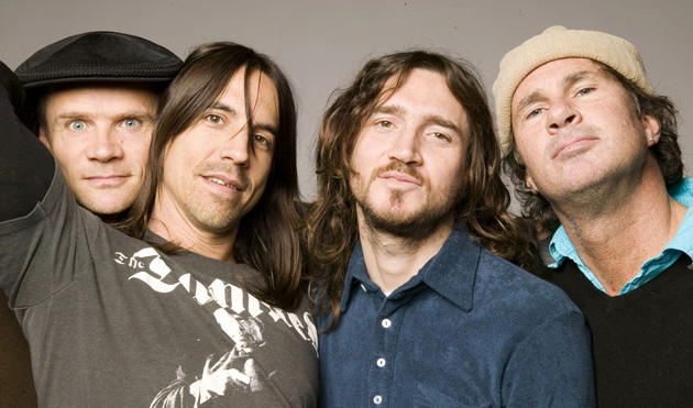Red Hot Chili Peppers / Фото: kudago.com