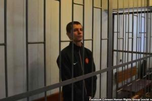 Українського політв'язня відправили до російської лікарні