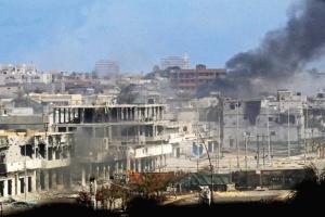Авіація Лівії завдала ударів по силах бунтівного генерала Хафтара
