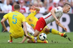 Футбольна збірна України зіграє товариський матч із Польщею