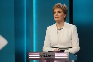 Стерджен заявила, що Джонсон не зможе тримати Шотландію в ув'язненні
