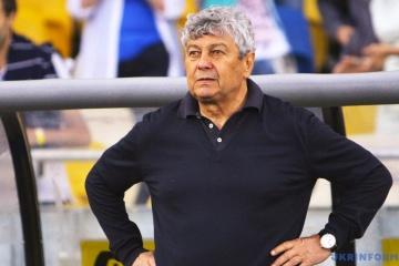 Lucescu resigns as Dynamo Kyiv manager - media
