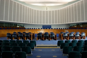 ECHR starts hearing in 'Ukraine v. Russia' case on human rights violation in Crimea