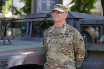 General Hodges: If West does nothing with annexation of Crimea, Odesa may be next