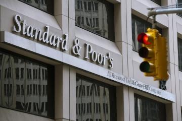 """S&P potwierdził rating Ukrainy na poziomie """"B / B"""" z prognozą """"stabilną"""""""