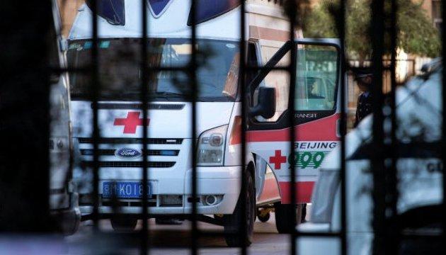 У Китаї на школу впала водонапірна вежа, загинули двоє дітей