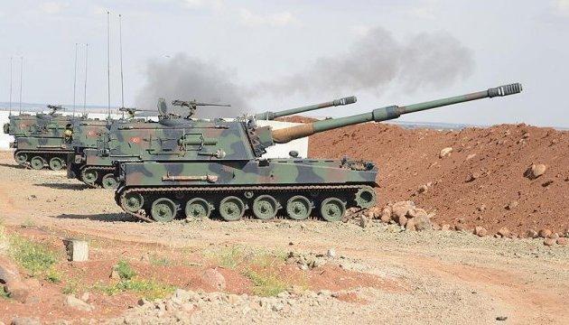 Туреччина за підтримки коаліції знищила 14 бойовиків ІДІЛ у Сирії