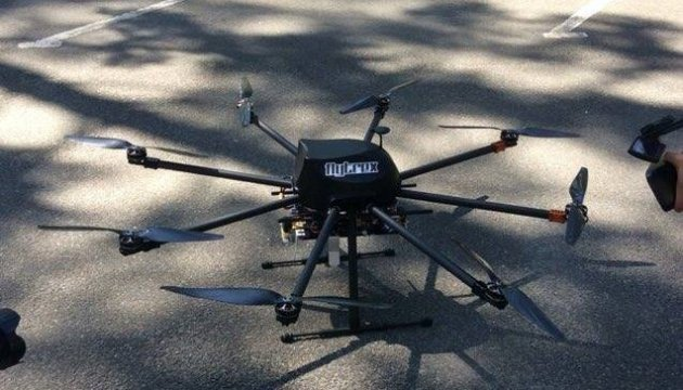 Укрпошта випробувала дрон-доставку