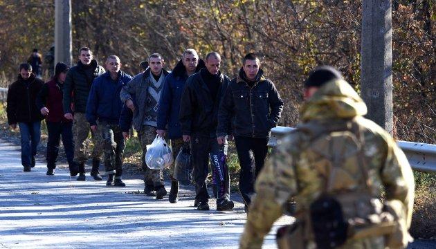Ukraine's representative in Trilateral Contact Group: 3,080 captives released during ATO