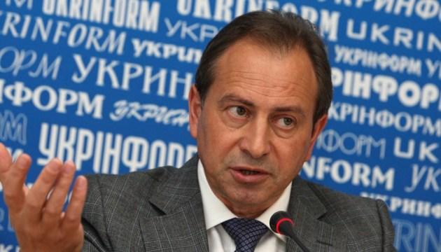 Томенко заявив, що його мандатом займеться Євросуд