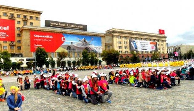 Харківські дітлахи встановили черговий рекорд України