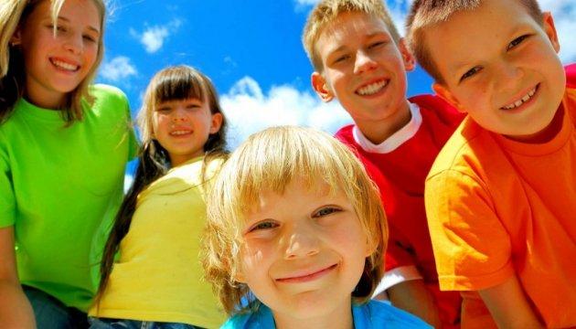Двадцать детей из Луганской области отдохнут в санатории на Ривненщине