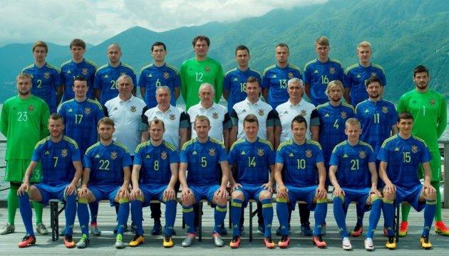 Україна повернулася у топ-20 рейтингу ФІФА
