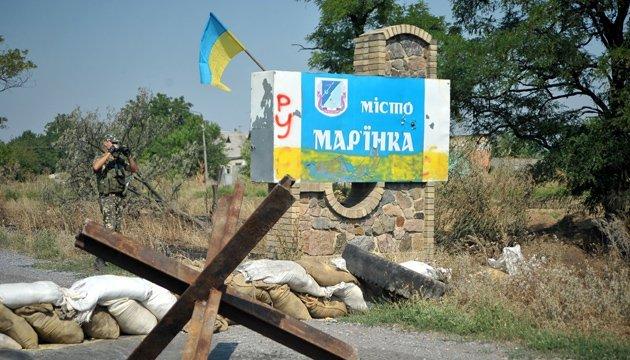 Куць сказал, когда возобновится газоснабжение Марьинки и Красногоровки