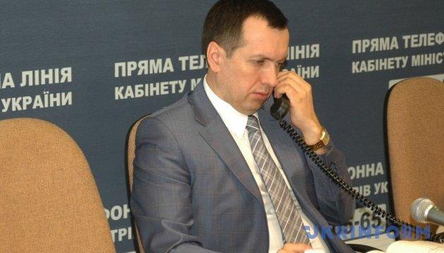 Новий заступник Горбатюка каже, що не очолював управління МВС