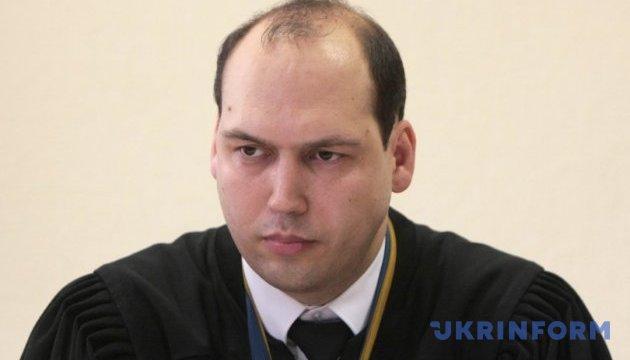 Минюст подал жалобу на судью Вовка в Высший совет правосудия