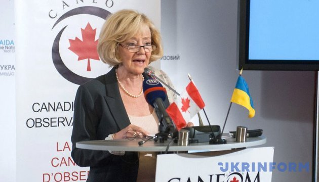 Канадська сенаторка закликала винести уроки з Чорнобиля