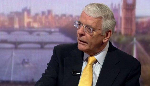 Екс-прем'єр Британії звинуватив лідерів Brexit у