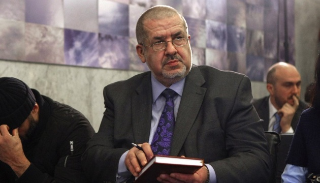 Refat Chubarov: Special group on the status of Crimea not yet formed