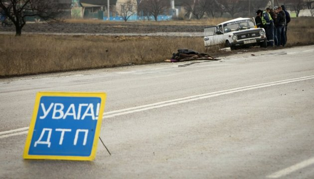 Four people die in car crash in Ivano-Frankivsk region