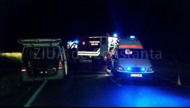 На авторалі в Румунії автомобіль в'їхав у натовп глядачів, є постраждалі