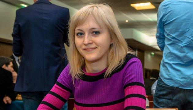 Ukrainian chess player Ushenina wins title at European Chess Championship
