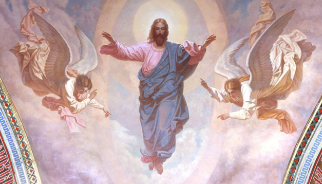 Orthodox and Greek Catholic believers celebrate the Ascension today