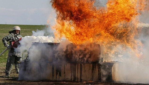 В результаті вибуху на Сумщині загинув представник НАТО