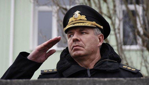 Командуючого Чорноморським флотом РФ викликали до київського суду