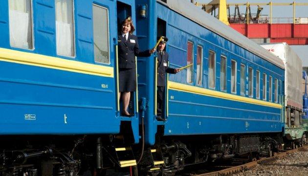 Укрзализныця до конца года заменит 70% белья в поездах
