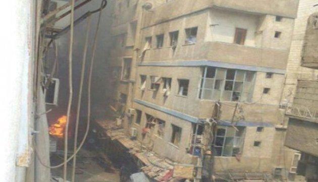 Сирийские войска пытаются отбить у повстанцев долину, откуда берет воду Дамаск