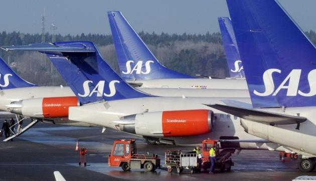 Пилоты скандинавской авиакомпании SAS прекратили забастовку, которая длилась неделю