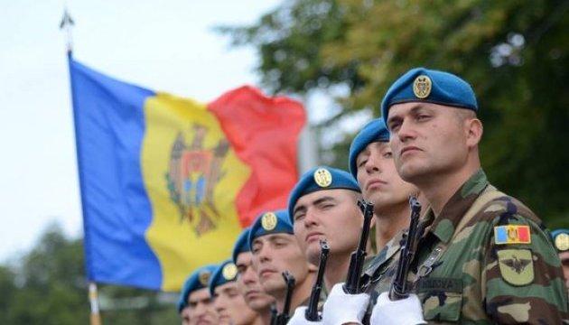 Контрактникам з подвійним громадянством дозволили служити в армії Молдови