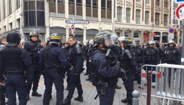 У Франції під час Євро-2016 затримали більше тисячі людей
