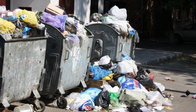 Львівському сміттю в області підшукали п'ять полігонів