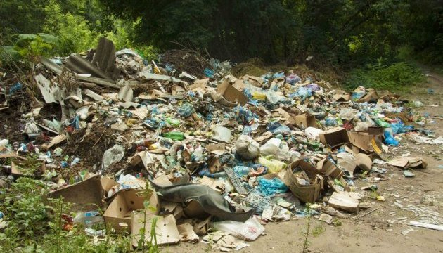 Kyiv city to process up to 200 tonnes of Lviv city garbage daily