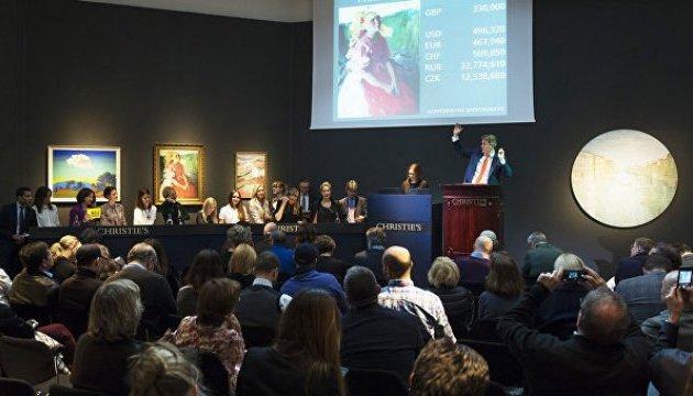 Минкульт: проданная на Сhristie's картина Айвазовского - не из крымского музея