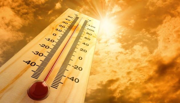 Рекордна спека: на Придніпровській залізниці зафіксували +51°С