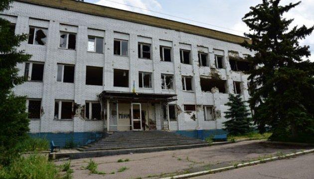 У прифронтовій Мар'їнці відновлюють 20 багатоквартирних будинків – Жебрівський