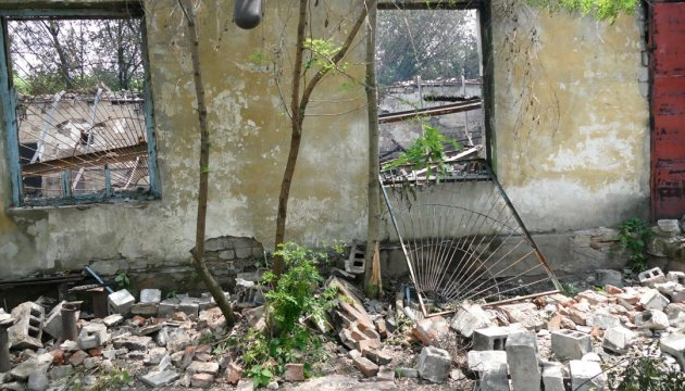 OSCE: One civilian killed, five injured in Donbas over past week