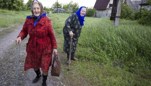 Aujourd'hui, 4 millions de personnes à l'est de l'Ukraine ont besoin d'aide