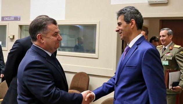 Украина может присоединиться к болгарско-румынской бригаде