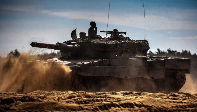 НАТО продемонстрировало новые силы быстрого реагирования