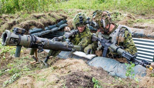 Канада и Украина завершают переговоры о поставках оружия