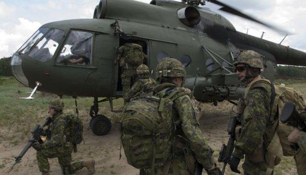 Канада забирає свої війська із Польщі