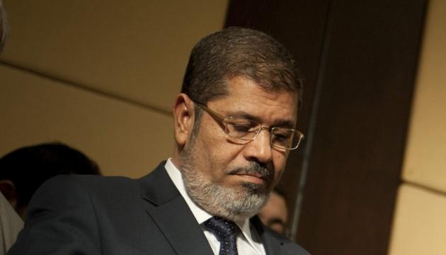Колишній президент Єгипту Мурсі помер у суді