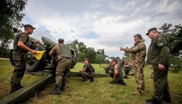 Ukrainian Defence Ministry signs contracts with almost 41,000 soldiers